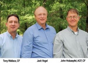 Tony, Jack, and John